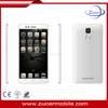 Dual Core 1.2Ghz Processor, 5 inch dual sim cheap android phones touch screen