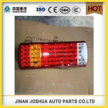 Sinotruk year one WG9719810001 truck rear light assembly HOWO truck parts