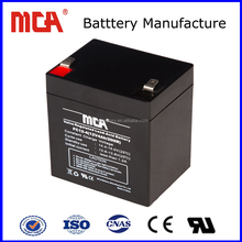 Good price of inverter smf solar battery 12v 4ah dry battery for UPS