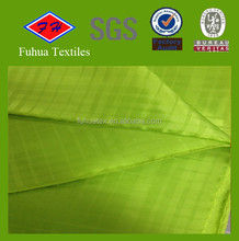 300T 50D Beautiful Polyester Plaid Taffeta Fabric with Changeable Grid