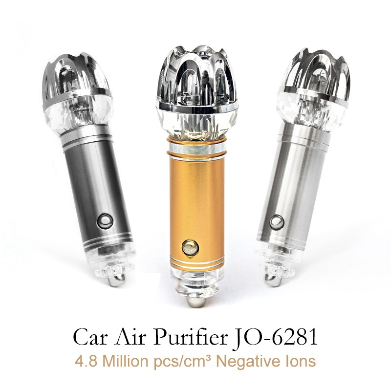 Wholesale Latest Fancy Deluxe 2016 Promotional Gift Items (Car Air Purifier JO-6281)