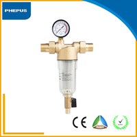 Best home water filter Brass water purifier rust chemical remover