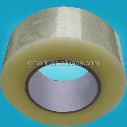 Transparent carton sealing OPP packing tape