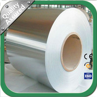 ASTM 301 Cold Rolled Stainless Steel Coil