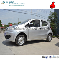 Stylish new Energy 4 Seats Electric Quadricycle for citizen series made in China for sale