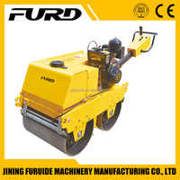 Double Drum Vibrating Small Road Roller (FYLJ-S600C)