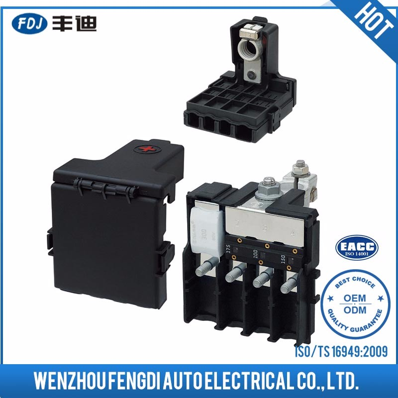 Compact Low Price Good Reputation On time delivery Mini Fuse Box