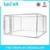 hot sale chain link box dog pens for outside