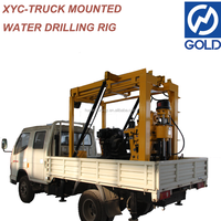 Efficient high performance truck mounted XYC-200GT drilling machine