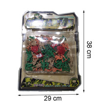 Wholesale Mini Diecast Military Toy and Plastic Small Toy Soldiers For Kids