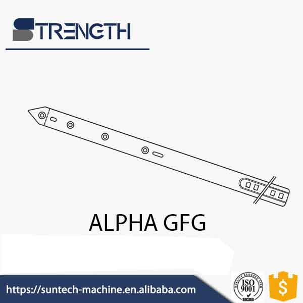 STRENGTH ALPHA-GFG Weaving Loom Tape Rapier Belt
