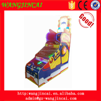 coin operated super basketball electronic sports game machine street basketball shooting hoops amusement arcade machines