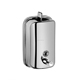 1000ml Stainless Steel Manual Wall-Mount Soap Dispenser For Bathroom Kitchen Marketplace Hotel Restaurant