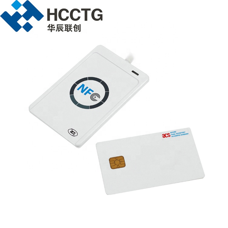 NFC Contactless Smart Card Reader Writer Con 13.56 MHz ACR122U