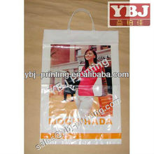 pe shopping carry bag biodegradable plastic carry bags for cloth