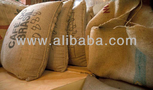 Brazilian Green Coffee Beans - Arabica & Robusta