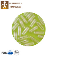 Clear size 00 0 1 2 3 4 HPMC empty vegetable capsules in STOCK