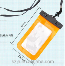 Universal Waterproof Cell Phone Case L Swim Drifting PVC mobile phone waterproof bag