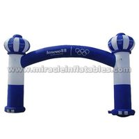 Adertising sale inflatable wedding arches,custom archways C2005