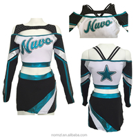 New Model Large Quantity Cheerleading Dance Uniform For Women