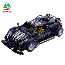 best sale kids intelligence XB-07002 blocks toy supercar classic car model for diy