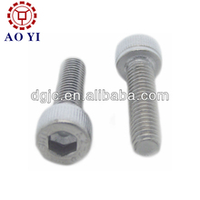 hex socket head thin cap screw