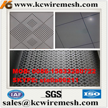 Factory!!!!!! Cheap!!!!!! KANGCHEN 5mm thick Stainless Steel/Carbon Steel Perforated Metal Sheet (304)