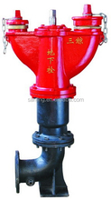 Siamese Fire Pump Connector