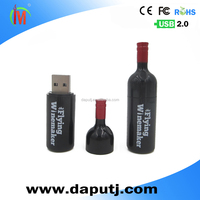 bottle shape plastic usb