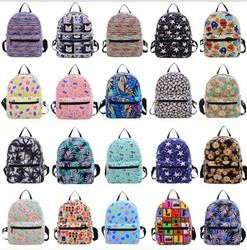 2018NEW Branded Kids Learning Cheap School Bags Emoji Backpack For Girls 2-3-4 Years Old