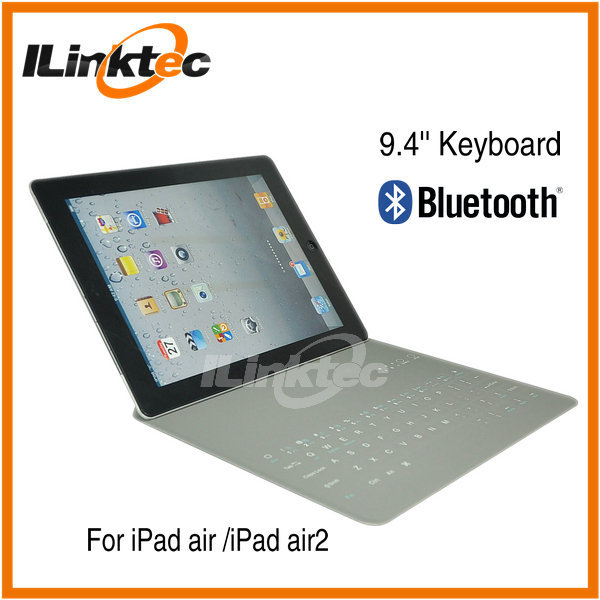 waterproof keyboard ultra slim folder wireless bluetooth keyboard for 8 inch size tablets