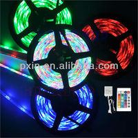 SMD 5050 water-resistant rgb led rope lights IP68 strong waterproof