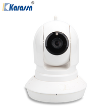 360 Degree Rotated Support Onvif Protocol Wifi Infrared Baby Monitor IP Camera