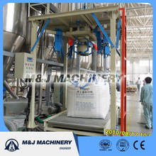 bulk bag lime powder weight filling machine high quality