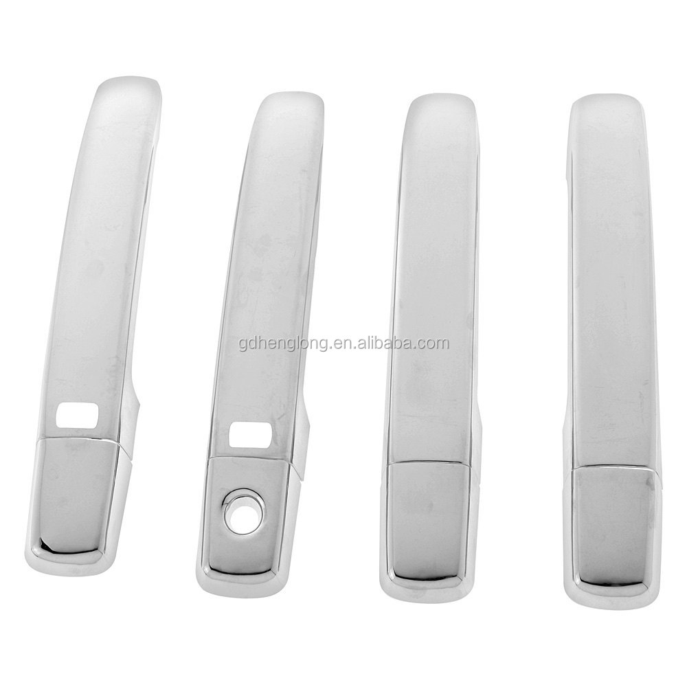 Car Accessories ABS Plastic Chromed Door Handle Cover for Frontier+Altima+Sentra