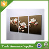 Jinhuoba Supplier Resin Flower 3D Home Wall Decoration
