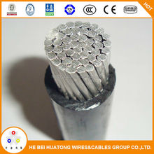 1kv overhead Triplex ABC Cable Type / xlpe insulated Aerial Bundled CABLES