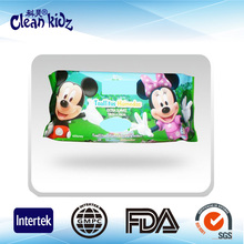 Non Alcohol Customize Baby Wet Wipes Factory with private label