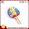 Exported Good Quality One Piece Pimples Rubber Table Tennis Bat