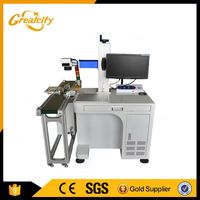 Cnc 20W Mini Fiber Laser Marking Machine Chinese supplier