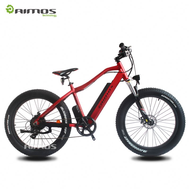 26 inch 48V new style mountain electric bicycle 2015 model