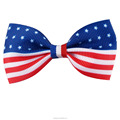Girls Hair Clips Wholesale 4th Of July Hair Bows BH2037