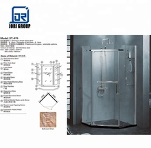 A complete Set Of Shower Chamber Manufacture