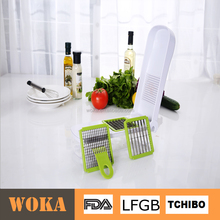 2015 New Four Blades Vegetable and Fruit magic Chopper
