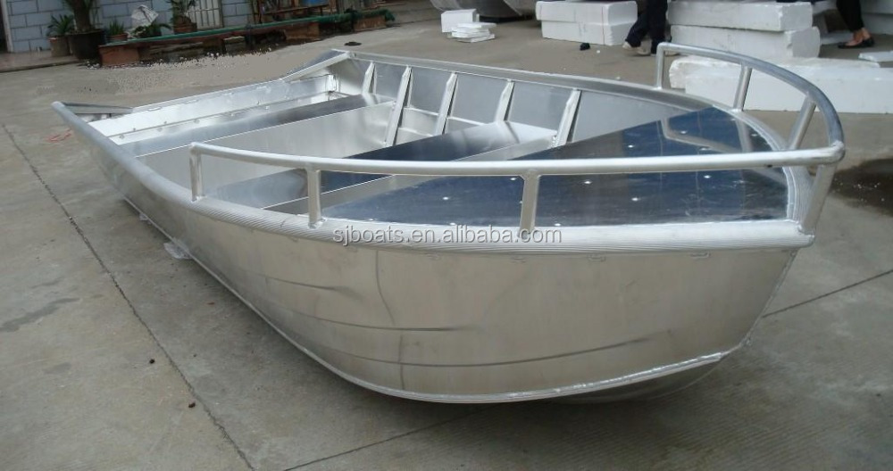 Sword aluminum cuddy cabin fishing boat for sale for Aluminum boat with cabin for sale