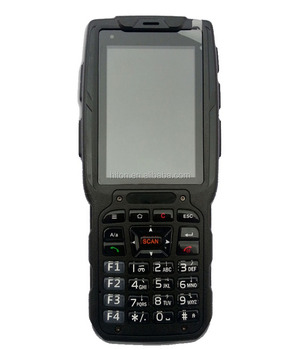 Android 4.2 pda scanner with 3G, NFC reader, 1D/2D bar code scanner
