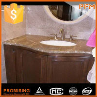 Hot Selling Luxurious fossil quartz stone countertop