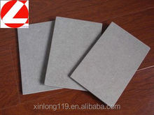100% Non-asbestos Fiber Cement Board Used As Cladding/ Ceiling/ Partition/ Eave lining/ Roofing sheet