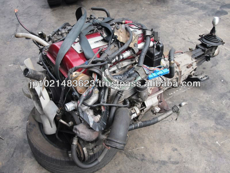 Japanese second hand car engines for sale S13 S14 S15 Silvia 200sx SR20DET
