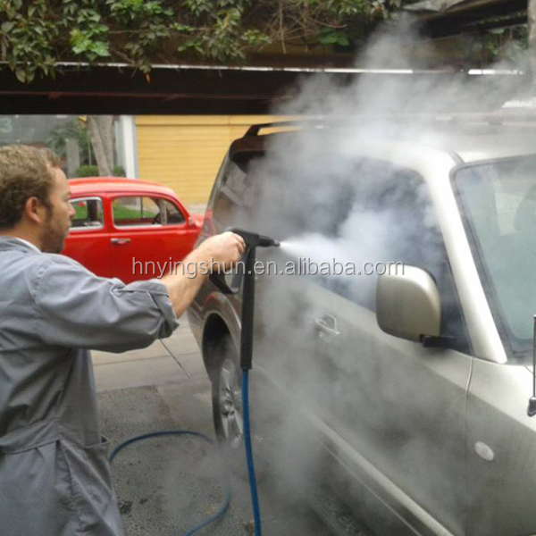 CE 30-50bar no boiler mobile diesel vapor steam car washer,steam steam clean my car